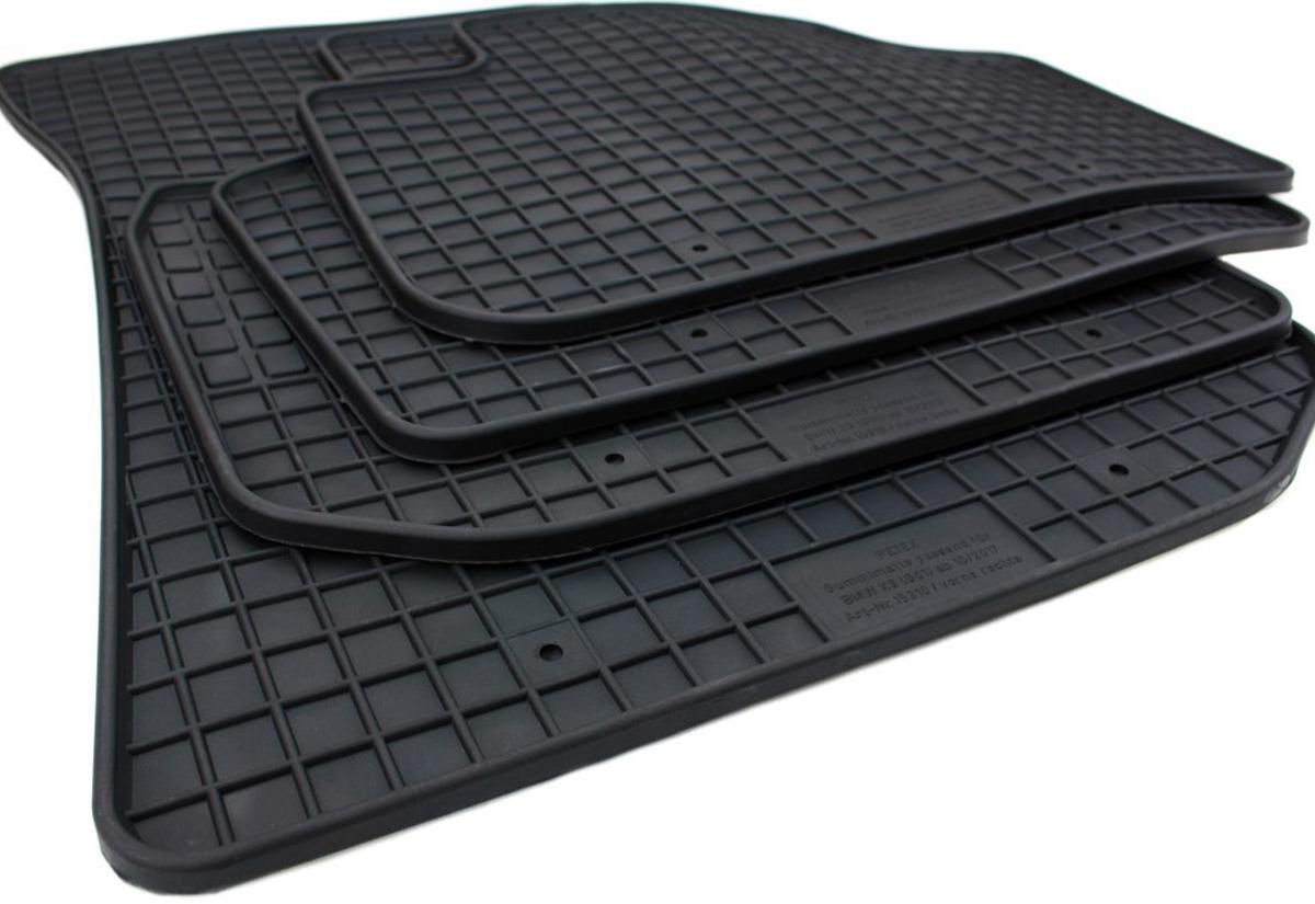 Fußmatten Gummimatten für BMW X3 E83 2004-2010