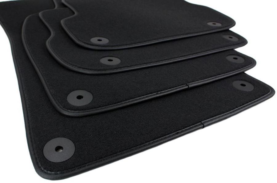 audi rs6 fu matten velours a6 s6 4f original s line. Black Bedroom Furniture Sets. Home Design Ideas