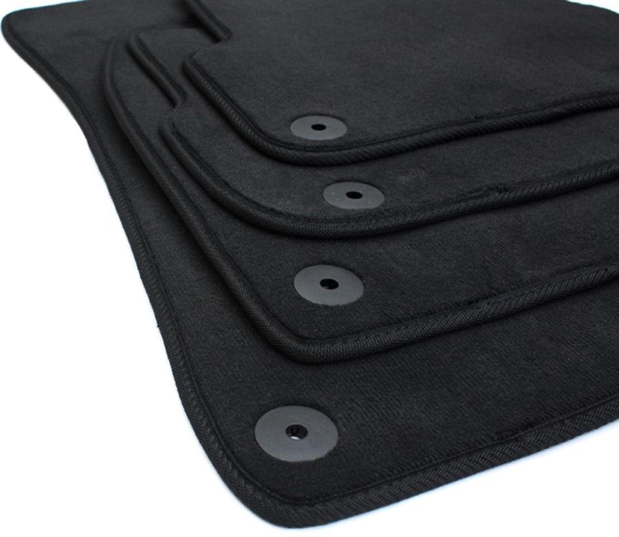 audi rs6 fussmatten velours a6 s6 4f original s line. Black Bedroom Furniture Sets. Home Design Ideas