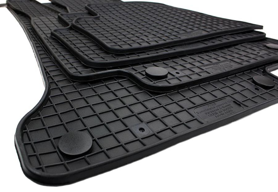 S213 Original Qualität Gummimatten Gummi Fußmatten Mercedes E-Klasse W213