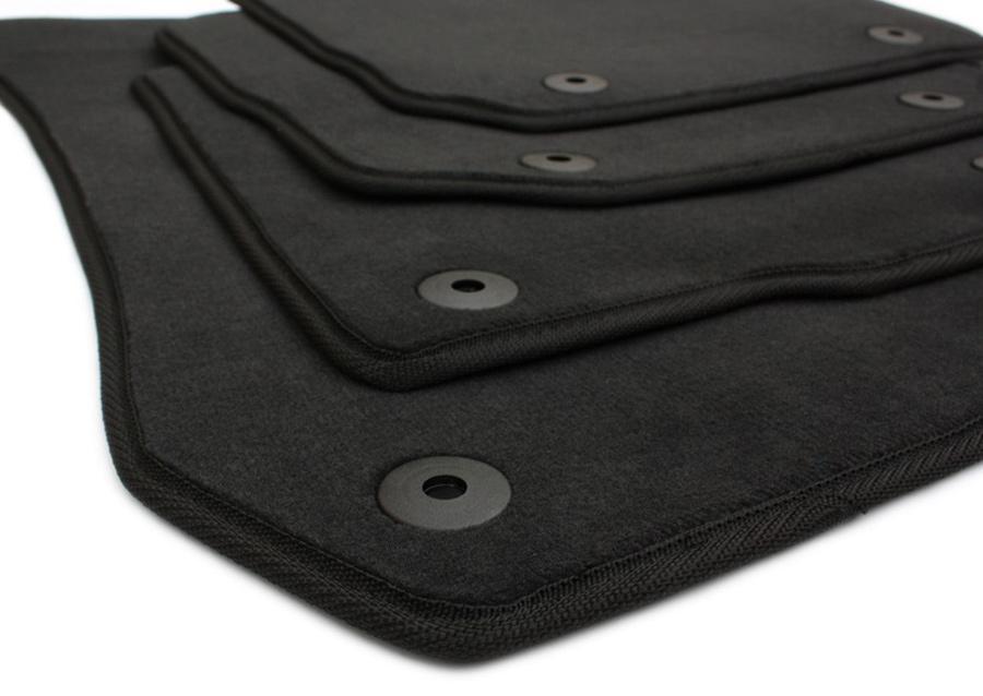 Neu Audi S3 Fu Matten A3 8l Textil Automatten Original Qualit T Velours 4x Schwa Ebay