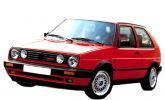 VW Golf II Wartung
