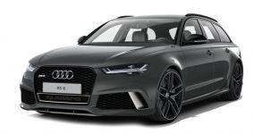 Audi A6 S6 RS6 4G Fußmatten