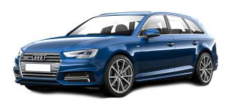 Audi A4 S4 RS4 8W Tuning