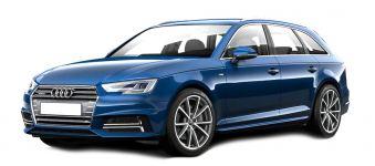 Audi A4 S4 RS4 8W Fußmatten