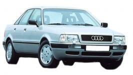 Audi 80 / Cabriolet Wartung