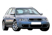Audi A4 S4 RS4 8D Wartung