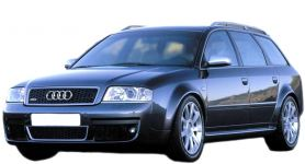 Audi A6 S6 RS6 4B Wartung