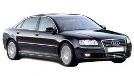 Audi A8 S8 4E Wartung