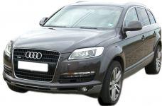 Audi Q7 / Q7 Facelift V12 TDI 4L Fußmatten