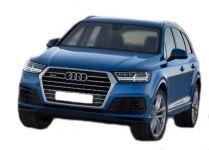 Audi Q7 4M Fußmatten