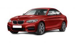 BMW 2-ER Fußmatten