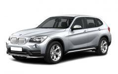 BMW X1 Fußmatten