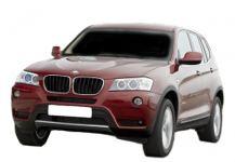 BMW X3 X4 Fußmatten