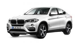 BMW X6 Fußmatten
