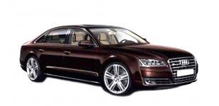 Audi A8 4H Wartung