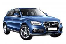 Audi Q5 / SQ5 Fußmatten