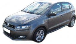 VW Polo 6R / Cross / GTI Fußmatten