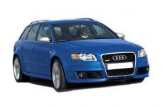 Audi A4 S4 RS4 8E Fußmatten