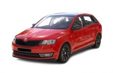 Skoda Rapid Wartung