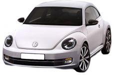VW NEW Beetle / Cabriolet Fußmatten