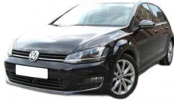 VW Golf VII 5G Fußmatten