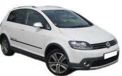 VW Golf Plus Fußmatten