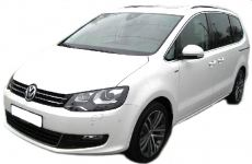VW Sharan 7N Tuning