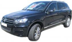 VW Touareg Wartung
