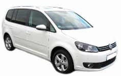 VW Touran Wartung