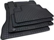 Gummimatten Mercedes A-Klasse W177 B-Klasse W247 Fußmatten Original Qualität Allwetter Automatten schwarz