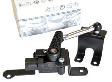 Original VW Audi Seat Skoda Passat Tiguan A3 Q3 Toledo Leon Yeti LWR Xenon Niveausensor Scheinwerfer Golf 5 6