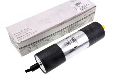 Original Audi Filter A6 4F 2.0L TDI Krafstofffilter Dieselfilter Motor 4F0127401F