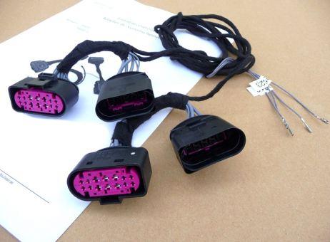 Xenon Adapter passend für Golf 7 5G Adapter zur Nachrüstung Bi-Xenonscheinwerfer mit LED TFL