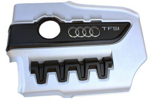Original Audi TTS Motorabdeckung Motor Cover TFSI Motor Abdeckung Nachrüstung
