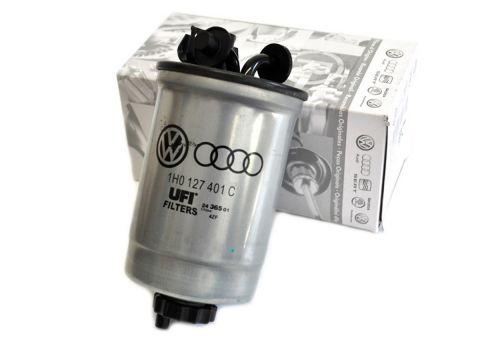 Original VW T4 / Golf III Kraftstofffilter Diesel 1H0127401C