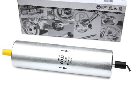 Original Audi A6 A7 (4G) ab 10/2014 TDI Kraftstofffilter Dieselfilter Filter Dieselmotor 4G0127401