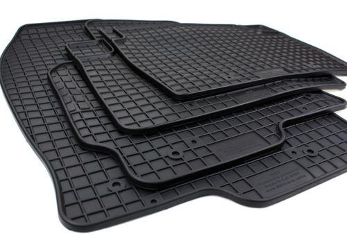 Fussmatten Allwetter passend für Mazda CX5 (KE + GH) ab 2012 Gummimatten Original Premium Gummi schwarz 4-teilig