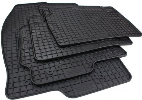 Gummimatten passend für Mazda CX5 (KE + GH) ab 2012 Premium Fussmatten Allwetter Gummi schwarz 4-teilig