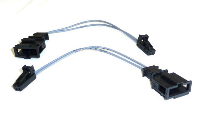 für Original Audi LED Kennzeichenleuchte Anschluß Adapter A1 A4 A5 A6 A7 Q5 TT