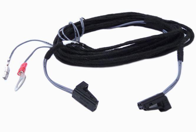 Original VW LED Fußraumbeleuchtung vorn Kabelsatz zur Nachrüstung