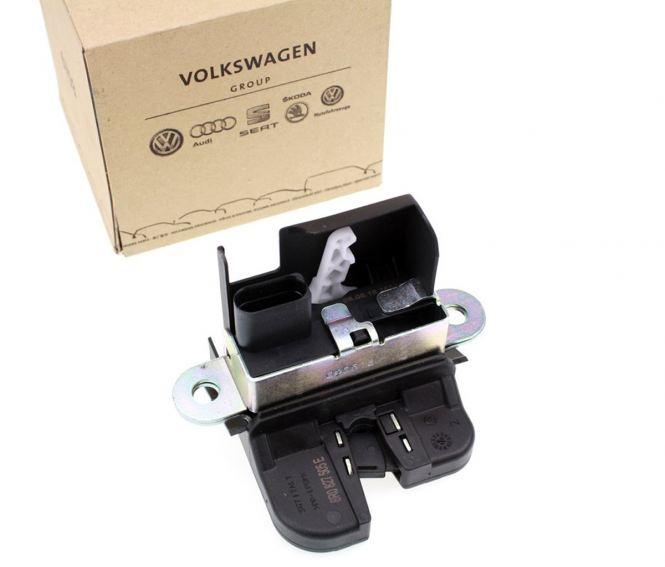 Original VW Polo 6R 6C Klappenschloß Schloß Heckklappenschloß inkl. Microschalter