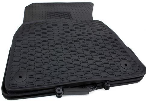 Auto Fußmatten für Audi Q5 II ab 2017 Gummimatten Gummi-Fußmatten Preishit !!!