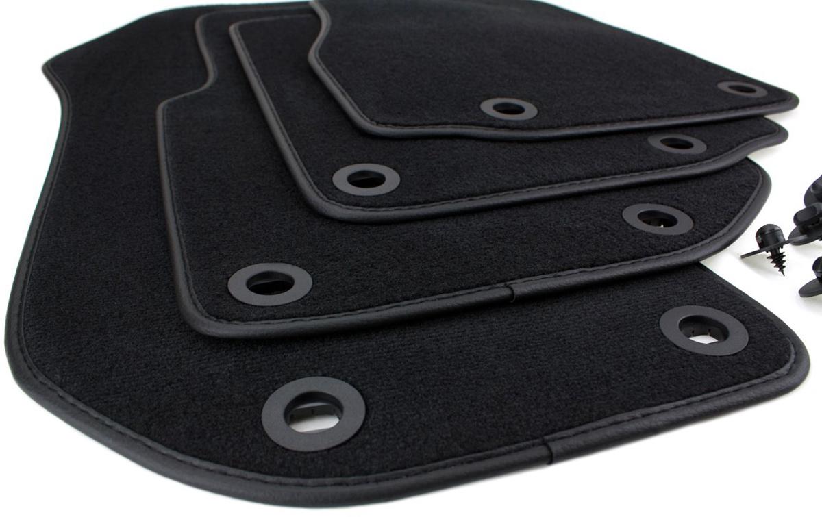 Pf Velours Edition Fußmatten für Opel Insignia II Facelift ab Bj.09//2013