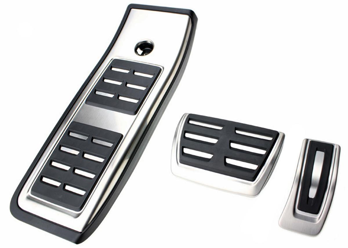 neu original audi q5 sq5 fy pedalkappen fu st tze s line. Black Bedroom Furniture Sets. Home Design Ideas