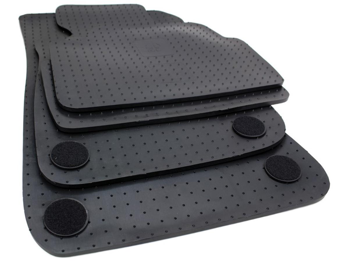 Gummimatten Gummi-Fußmatten für BMW X1 E84//F20 Bj ab 2009 4-teilig
