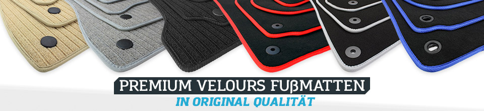 Slider Velours NEU